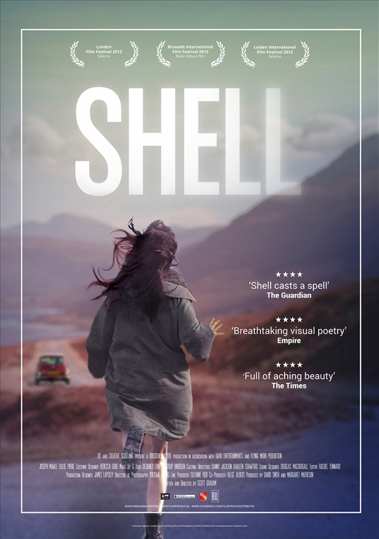 Shell poster, © 2012 Filmfreak Distributie