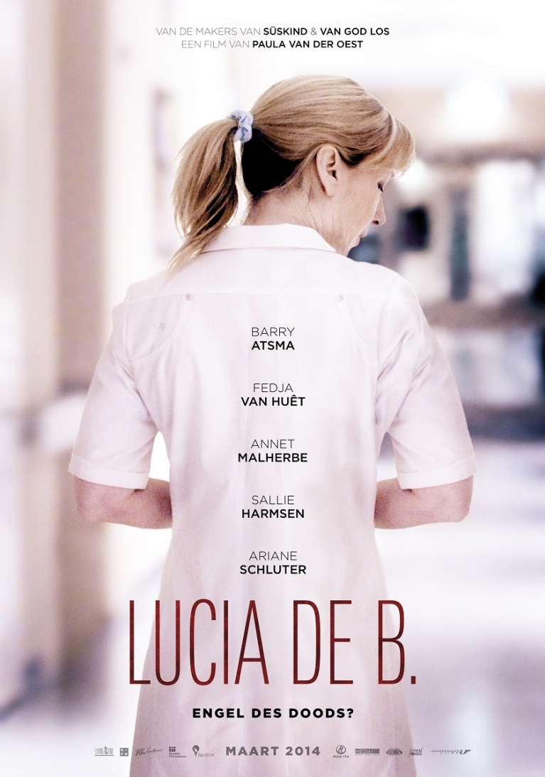 Lucia de B. poster, © 2014 Independent Films