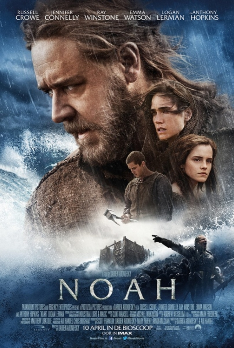 Noah poster, © 2014 Universal Pictures