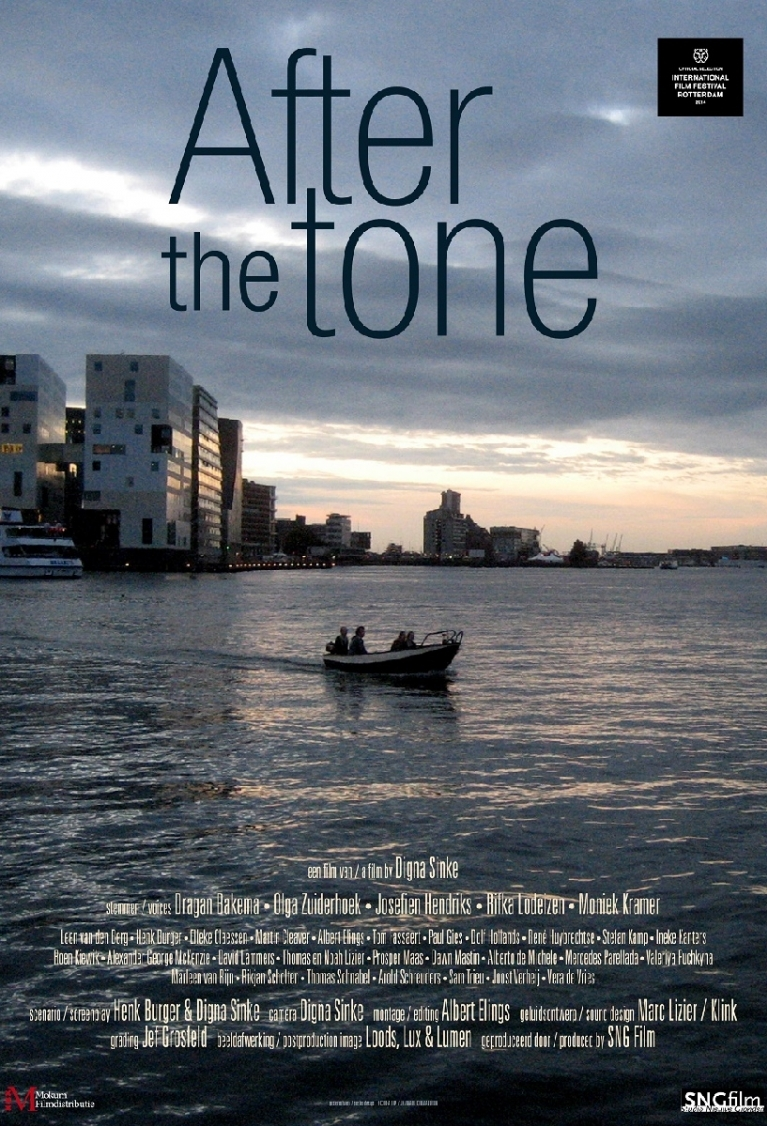 After the Tone poster, © 2014 Amstelfilm