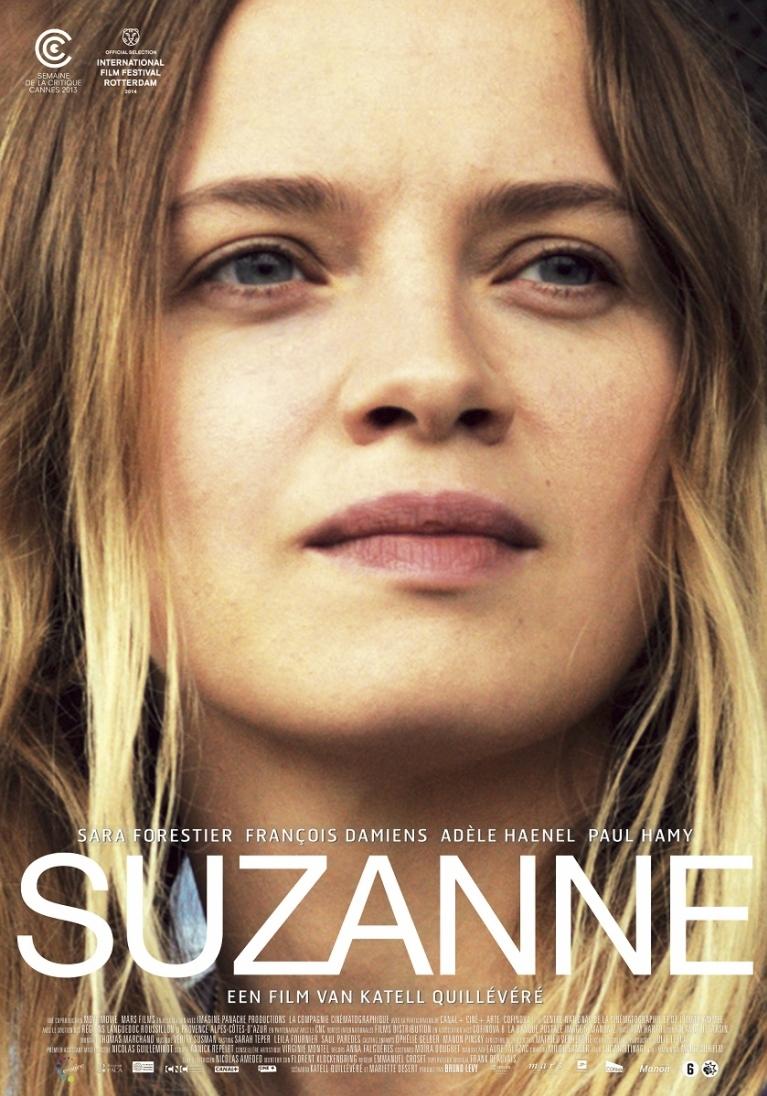 Suzanne poster, © 2013 Imagine