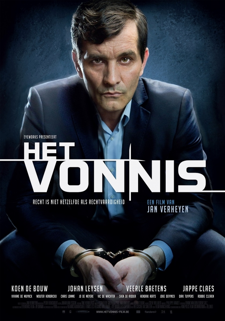 Het Vonnis poster, © 2013 Dutch FilmWorks