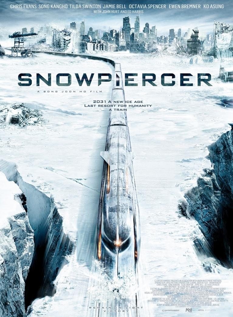 Snowpiercer poster, © 2013 Filmfreak Distributie