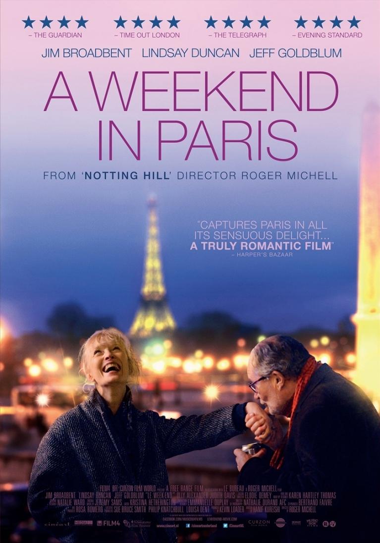 Le Week-End poster, © 2013 Cinéart