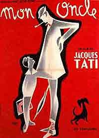 poster 'Mon Oncle' © 2003 Filmmuseum