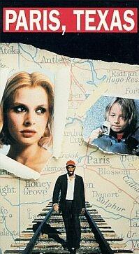 [poster 'Paris, Texas' © 2001 IMDb.com