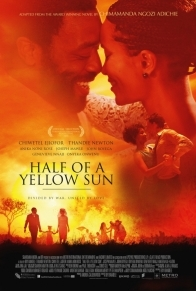Half of a Yellow Sun poster, copyright in handen van productiestudio en/of distributeur