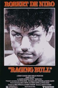 filmposter 'Raging Bull' © 1980 Chartoff-Winkler Productions