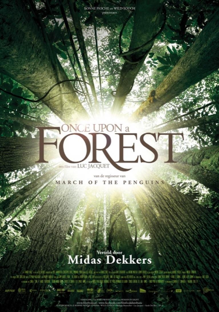 Il était une forêt poster, © 2013 Filmfreak Distributie