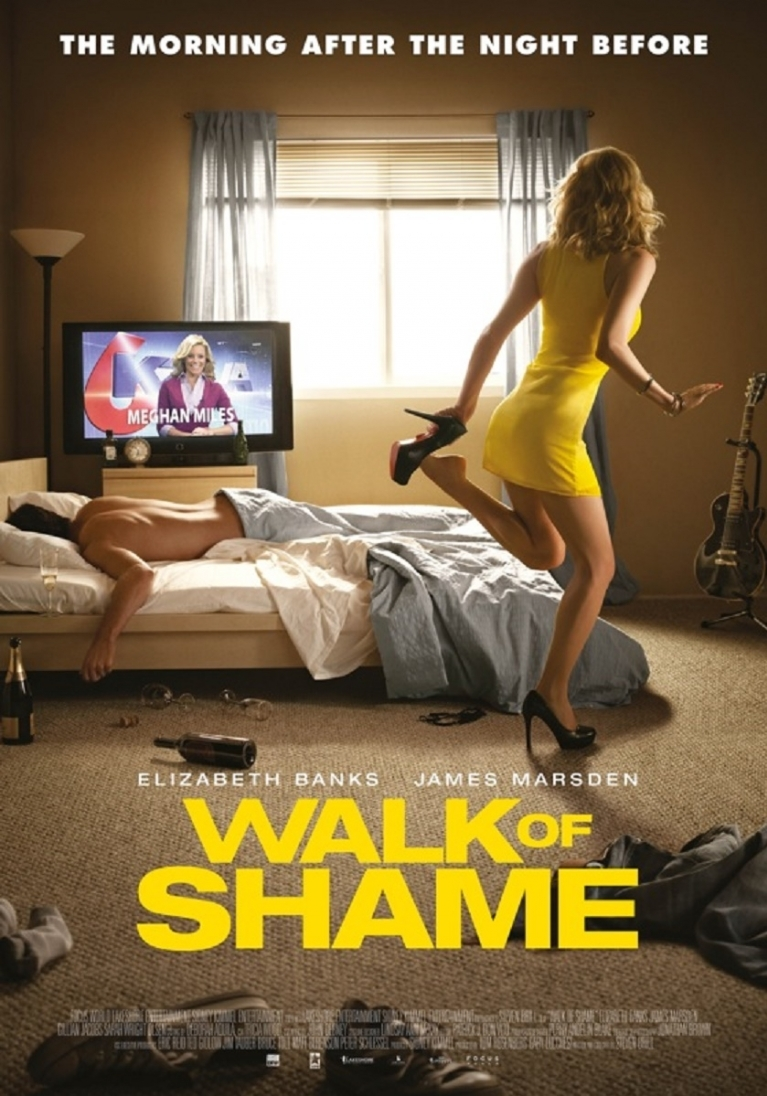Walk of Shame poster, © 2014 Dutch FilmWorks