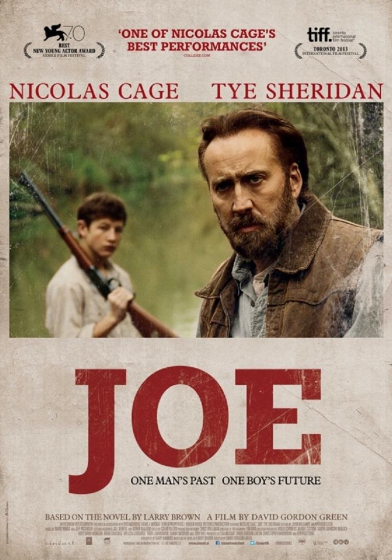 Joe poster, © 2013 Cinéart