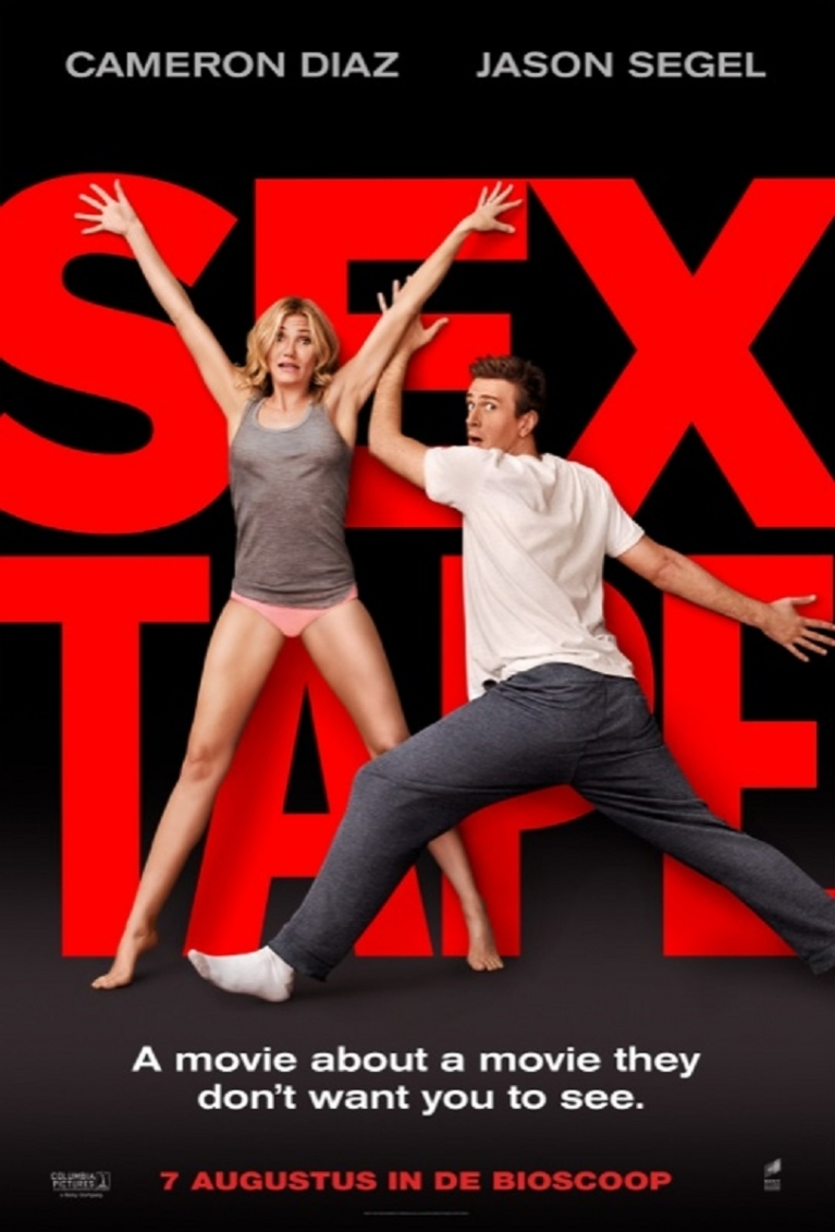 Sex Tape poster, © 2014 Universal Pictures