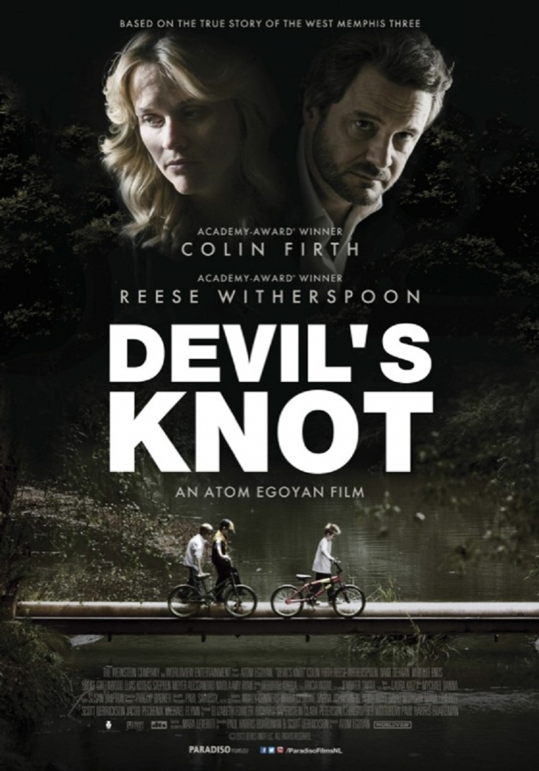 Devil's Knot poster, © 2013 Paradiso