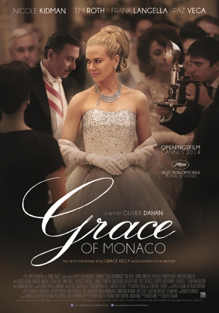 Grace of Monaco poster, © 2013 E1 Entertainment Benelux