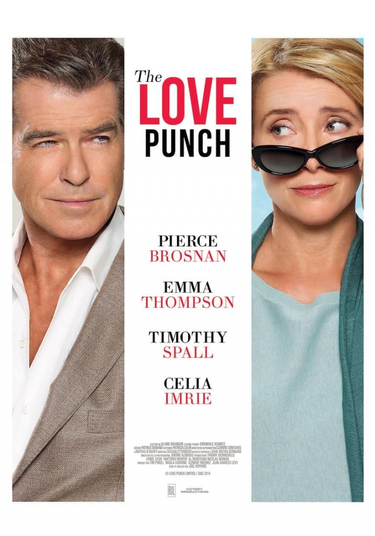 Love Punch poster, © 2013 Filmfreak Distributie