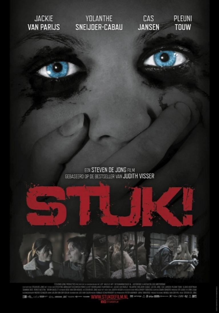 Stuk! poster, © 2014 Just Film Distribution