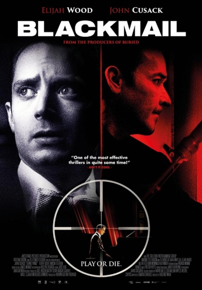 Blackmail poster, © 2013 Dutch FilmWorks