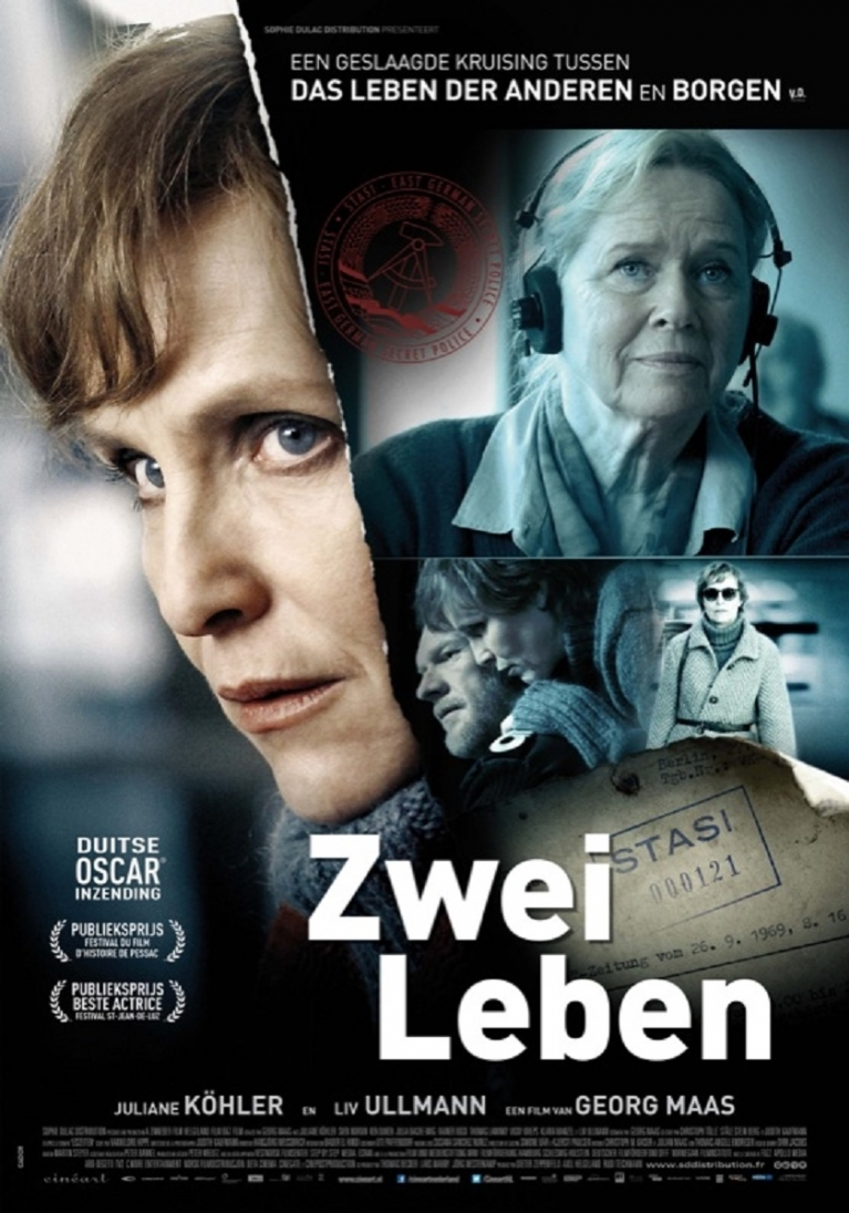 Zwei Leben poster, © 2012 Cinéart