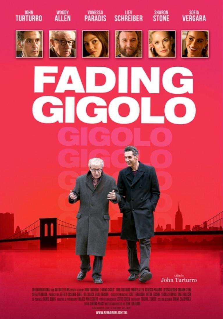 Fading Gigolo poster, © 2013 Filmfreak Distributie
