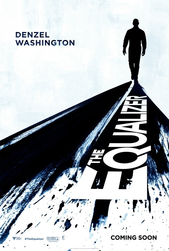 The Equalizer poster, © 2014 Universal Pictures