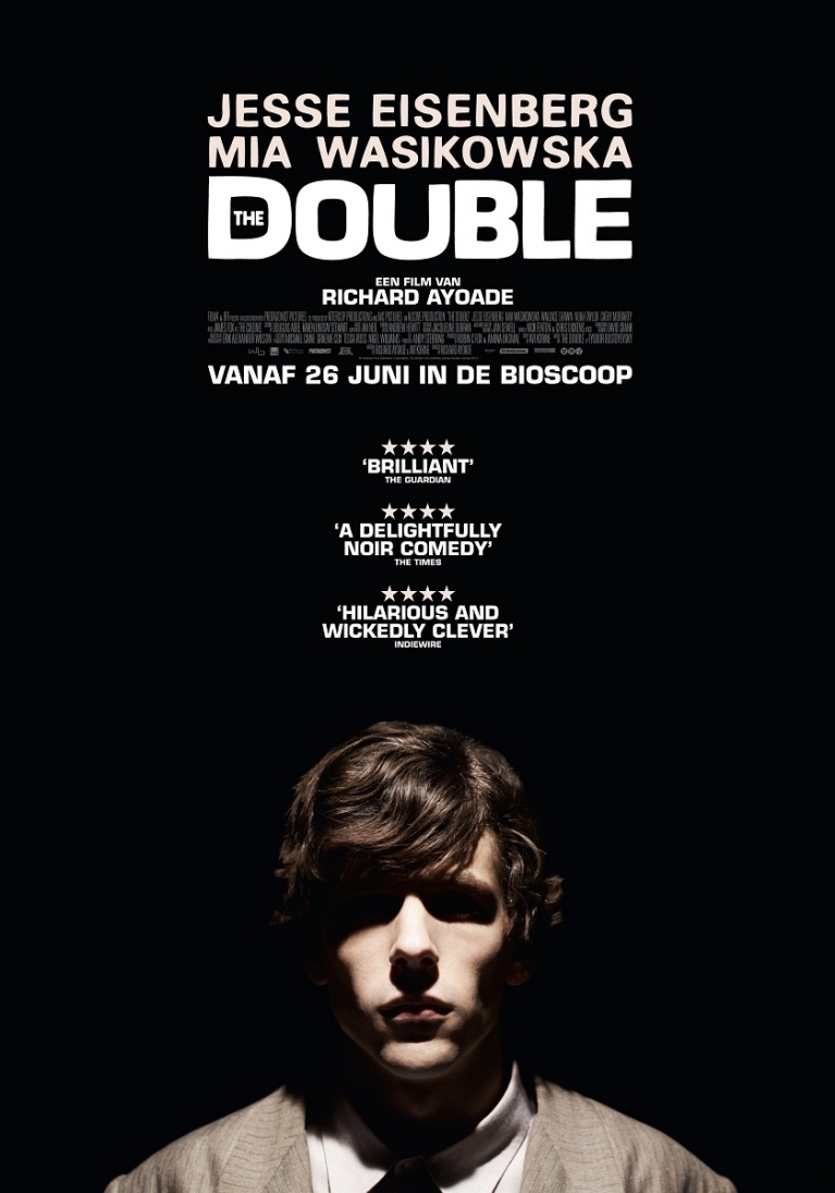 The Double poster, © 2013 Wild Bunch