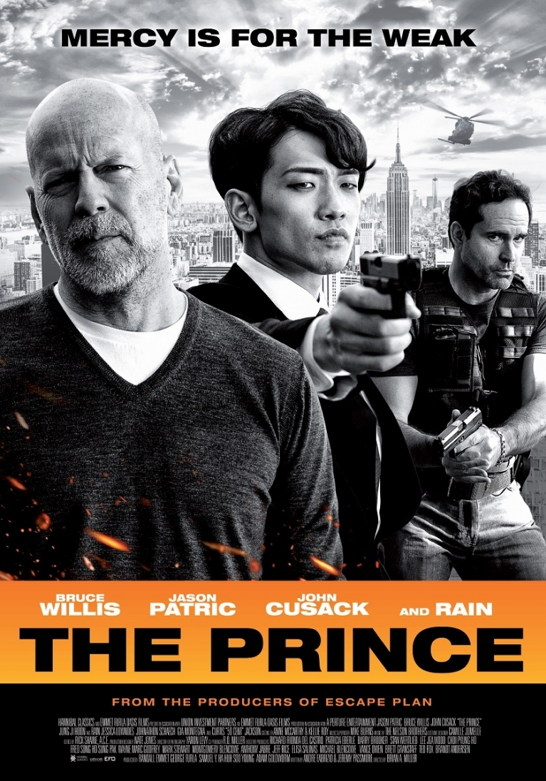 The Prince poster, © 2014 Dutch FilmWorks