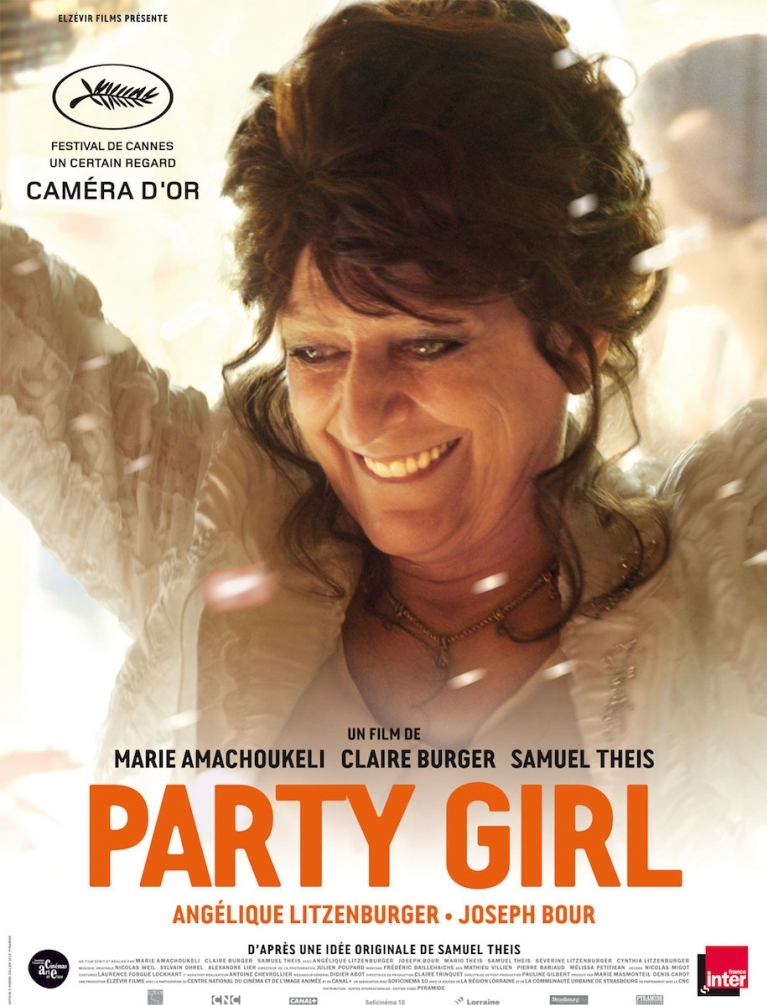 Party Girl poster, © 2014 A-Film Distribution