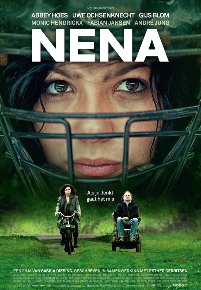 Nena poster, © 2014 Cinéart