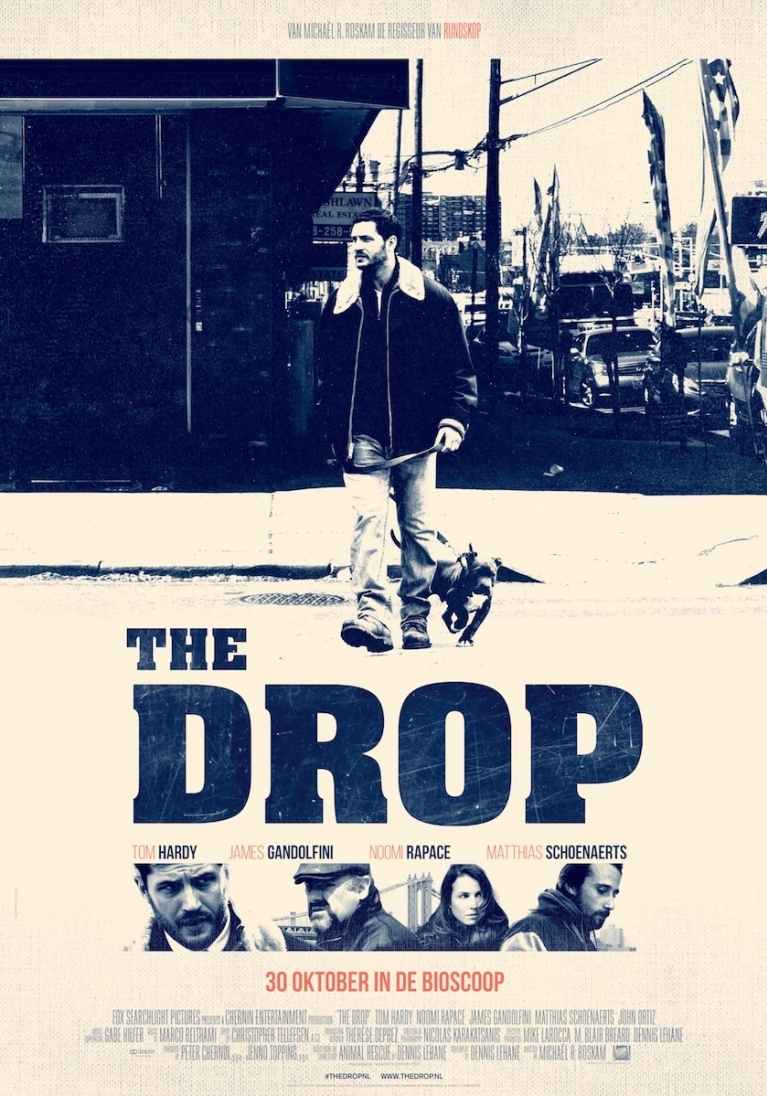 The Drop poster, © 2014 20th Century Fox