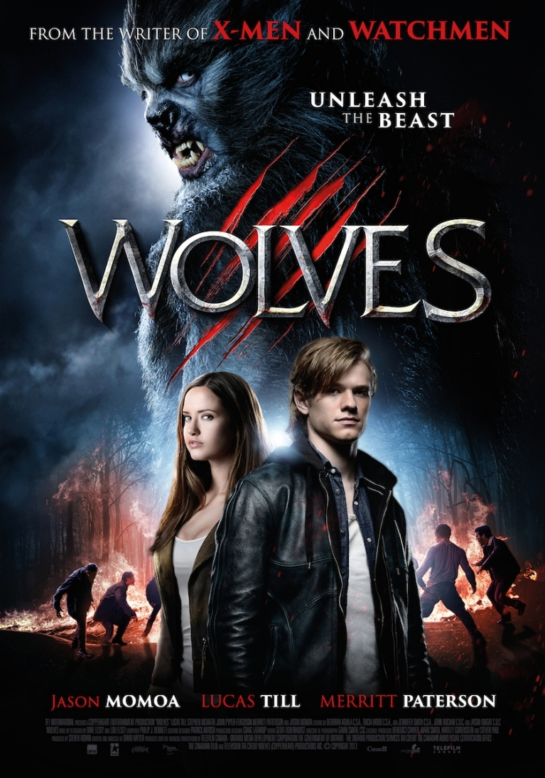 Wolves poster, © 2014 Dutch FilmWorks