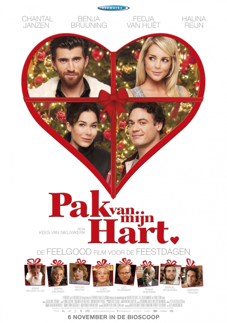 Pak Van Mijn Hart poster, © 2014 A-Film Distribution