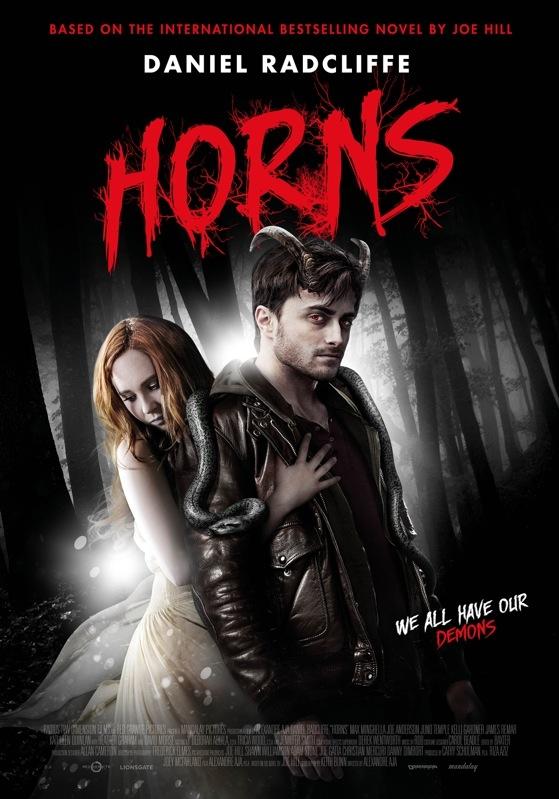 Horns poster, © 2013 Dutch FilmWorks
