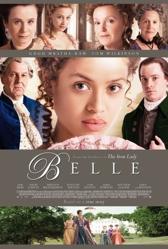Belle poster, © 2013 A-Film Distribution