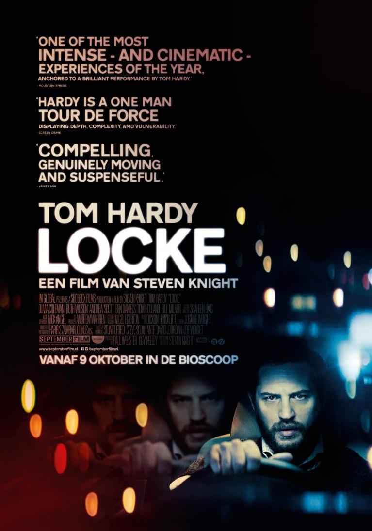 Locke poster, © 2013 September