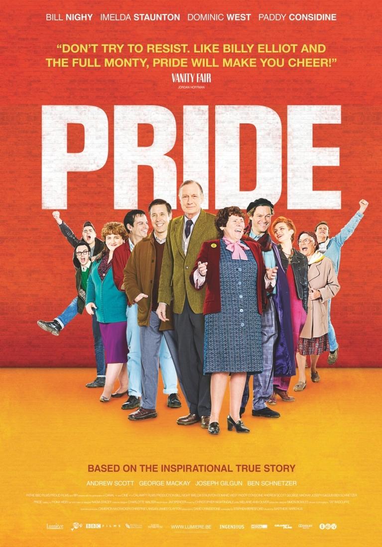 Pride poster, © 2014 Lumière