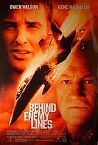 Poster 'Behind Enemy Lines' (c) 2002 Fox