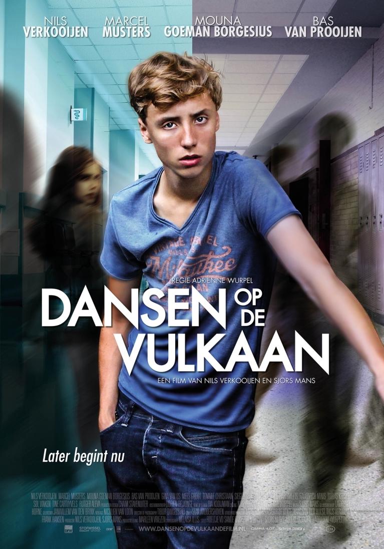 Dansen op de vulkaan poster, © 2014 Dutch FilmWorks
