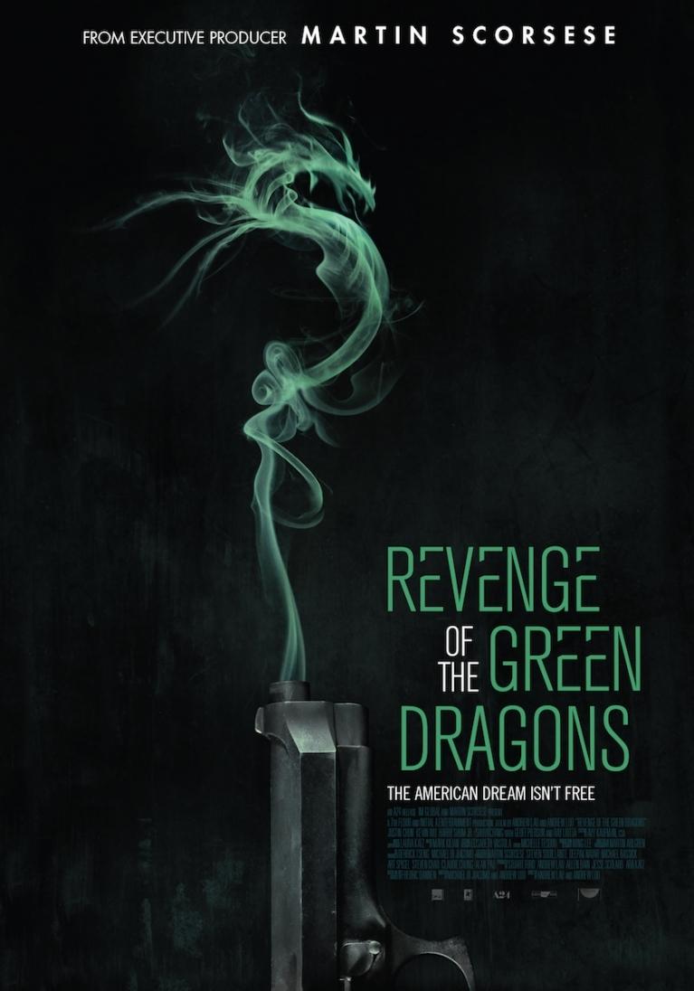 Revenge of the Green Dragons poster, © 2014 Dutch FilmWorks