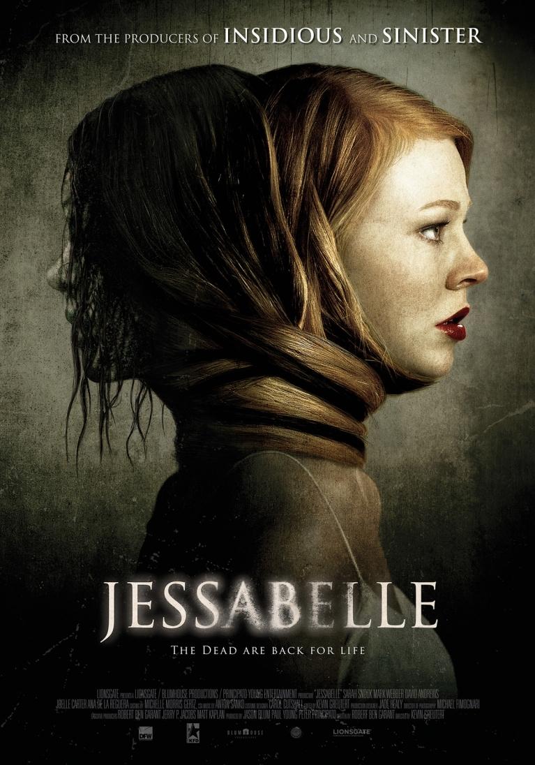 Jessabelle poster, © 2014 Dutch FilmWorks