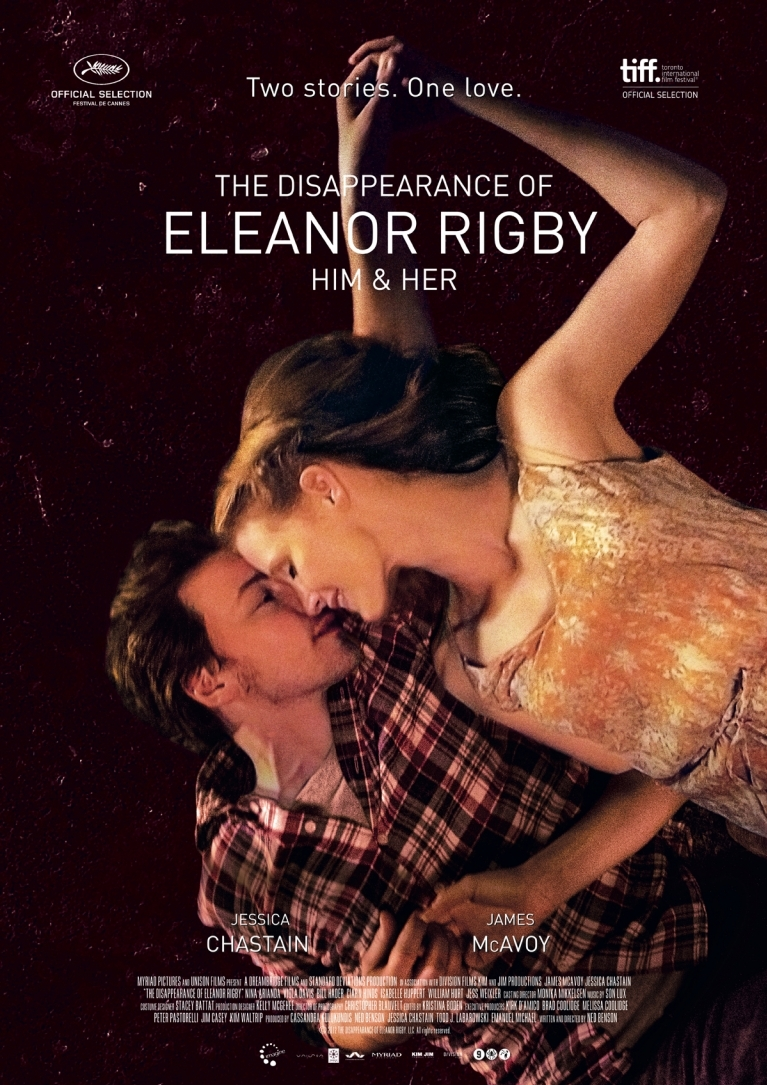 The Disappearance of Eleanor Rigby: Him & Her poster, © 2013 Imagine