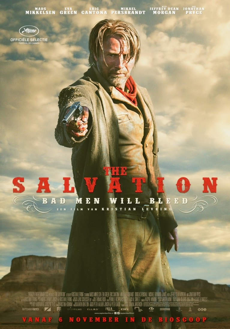 The Salvation poster, © 2014 September