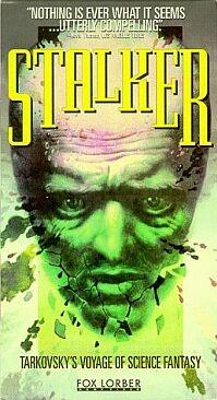 Poster 'Stalker' © 1979