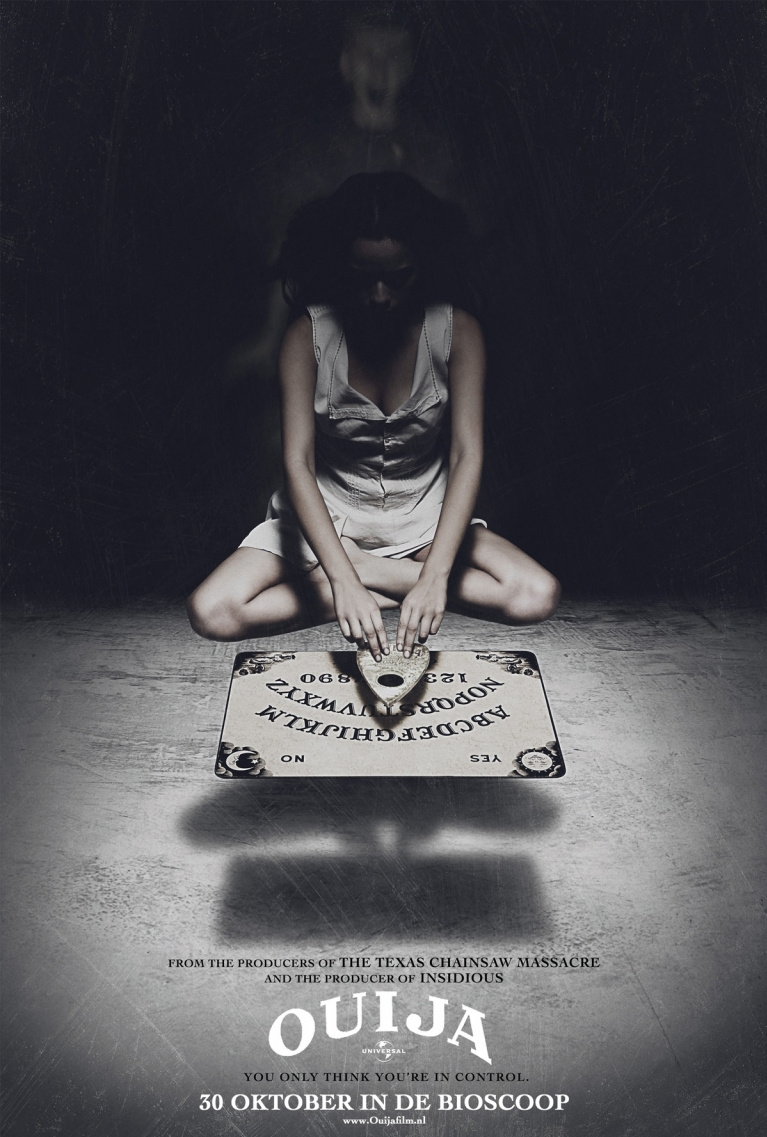 Ouija poster, © 2014 Universal Pictures International