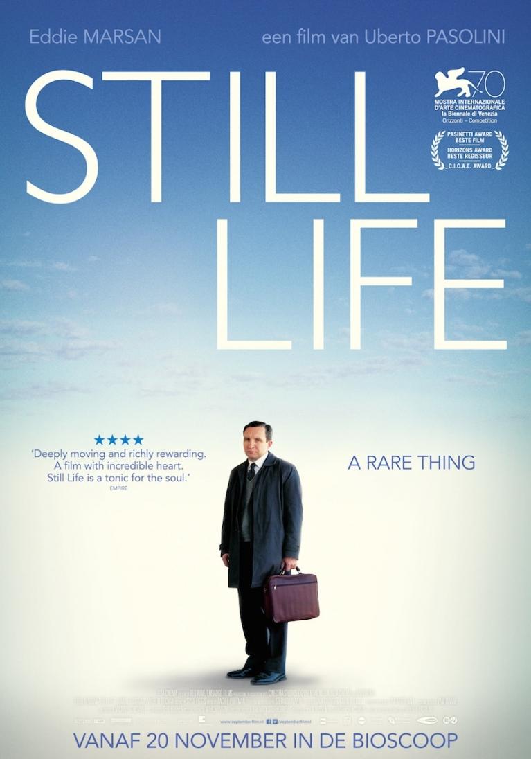 Still Life poster, © 2013 September