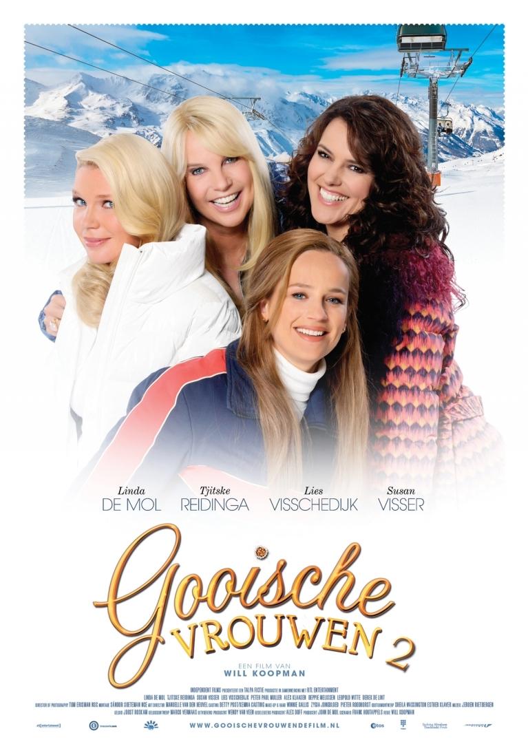 Gooische Vrouwen II poster, © 2014 Independent Films