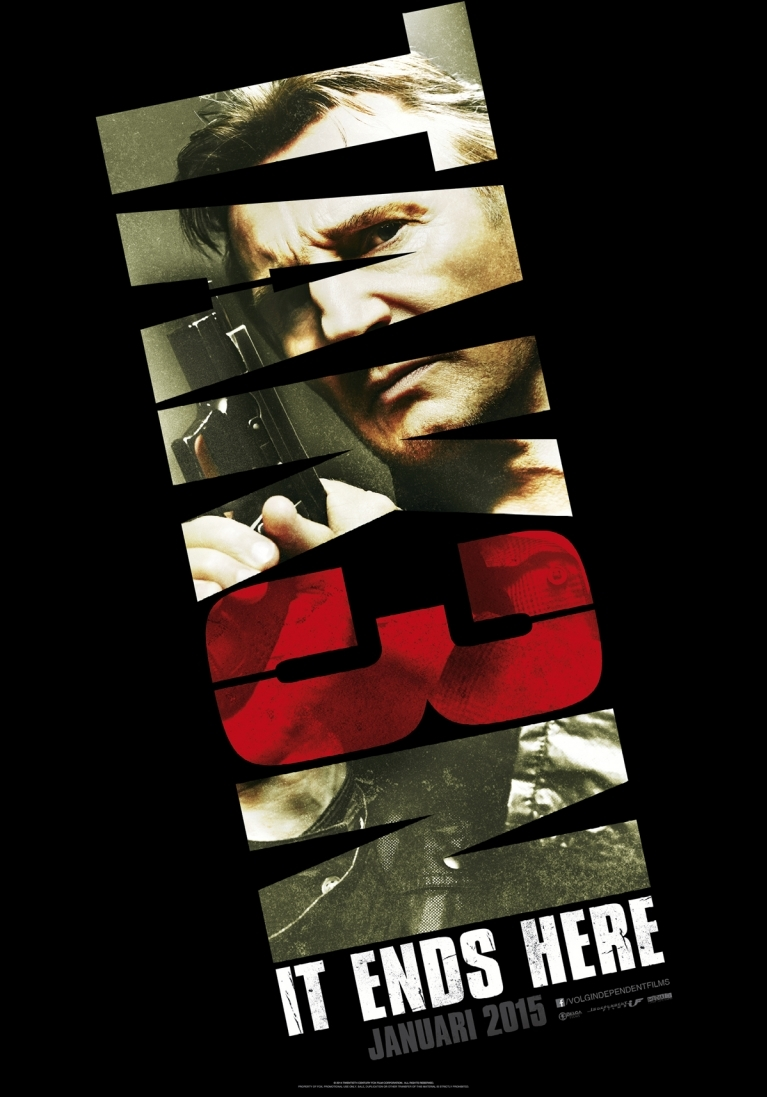 Taken 3 poster, © 2015 Independent Films