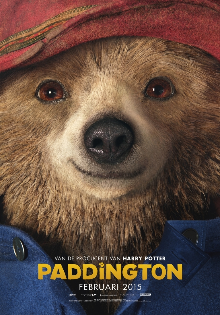 Paddington poster, © 2014 Independent Films
