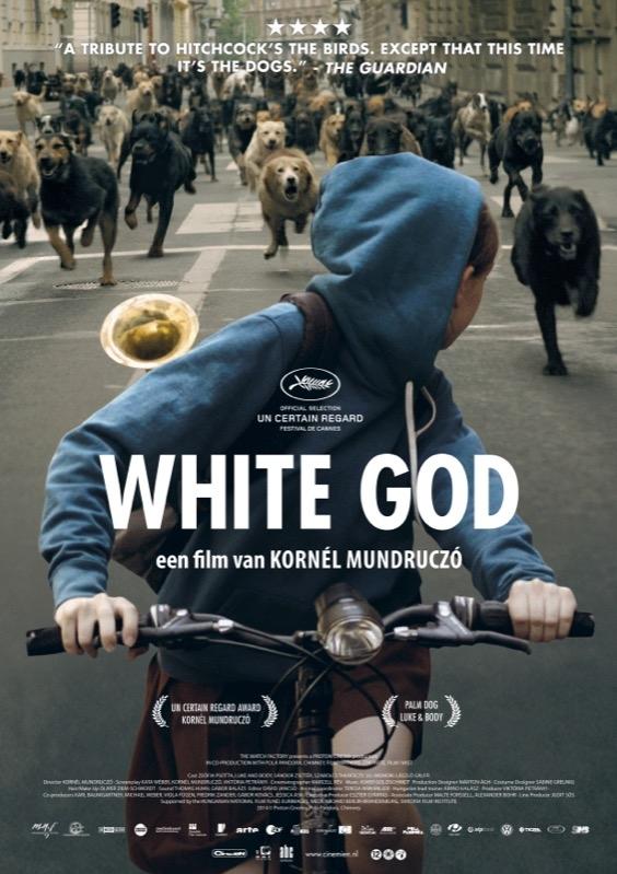Fehér isten poster, © 2014 Cinemien