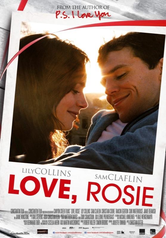Love, Rosie poster, © 2014 E1 Entertainment Benelux