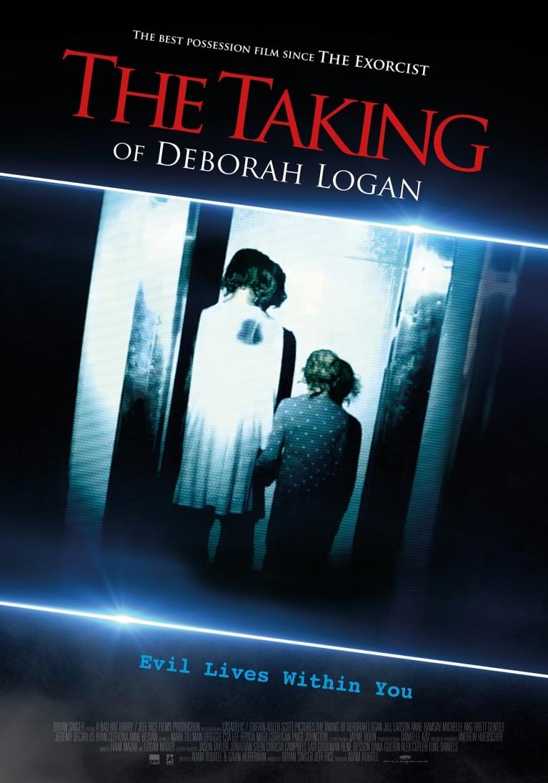 The Taking poster, © 2014 Dutch FilmWorks